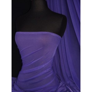 Purple LT Power Mesh 4 Way Stretch Fabric 109LT PPL