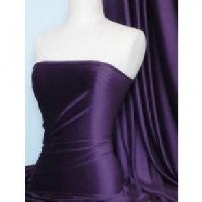 Purple Steam Velvet Stretch Fabric SV157 PPL