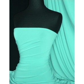 Aqua Silk Touch 4 Way Stretch Jersey Lycra Q53 AQ