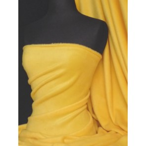 Sunflower Polar fleece - Anti Pill Washable Soft Fabric PF_SNF