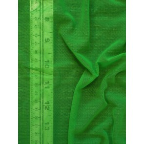 Emerald LT Power Mesh 4 Way Stretch Fabric 109LT EMR