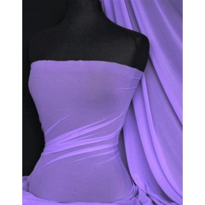 Lilac LT Power Mesh 4 Way Stretch Fabric 109LT LLC