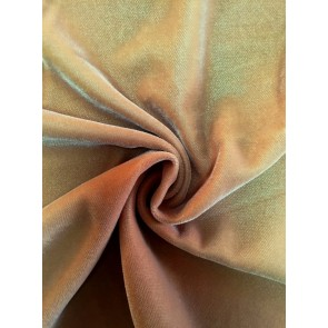 Camel Micro Velvet Velour Fabric Luxuriously Soft Velvet MVEL22 CML