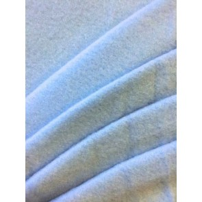 Clearance Baby Blue Polar Fleece Soft Fabric Material (Non-Anti Pill) PF2 BBL