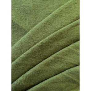 Clearance Olive Green Polar Fleece Soft Fabric Material (Non-Anti Pill) PF2 OLV