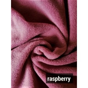 Raspberry Super Soft Polar Fleece- Anti Pill Washable Soft Fabric PF RSP