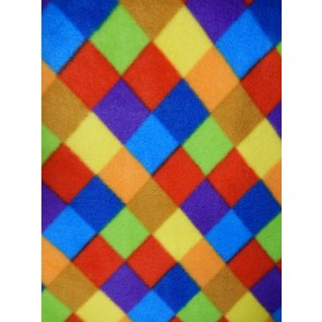Elmer Two Polar Fleece- Anti Pill Washable Soft Fabric Q1284 MLT2