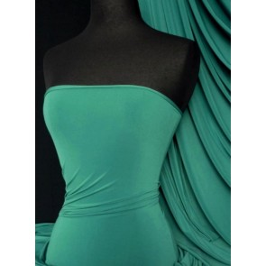 Sea Green Soft Touch 4 Way Stretch Fabrics Q36 SGRN