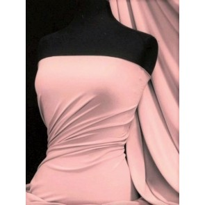 Baby Pink Supplex Sports 4 Way Stretch Lycra Q50 BPN