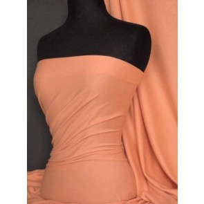 Peach Cotton Interlock Jersey T-Shirts Q60 PCH