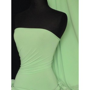Soft Mint Soft Touch 4 Way Stretch Fabric Q36 SMNT