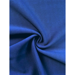 Royal Blue Green SC Crepe Stretch Fabric SQ181 RBL