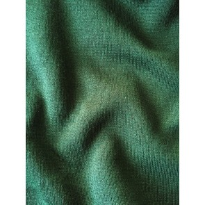 Clearance Bottle Green Sweatshirt Polyester Fleece Backed Tubular Width Material SQ241 BTGR