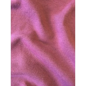 Clearance Grape Sweatshirt Cotton Polyester Fleece Backed Tubular Width Material SQ242 GRP